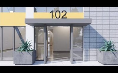 INclave CREATIVE OFFICE Virtual Tour SUITE 102 by iStreem Media, contact Barrett Meister 310487-2657